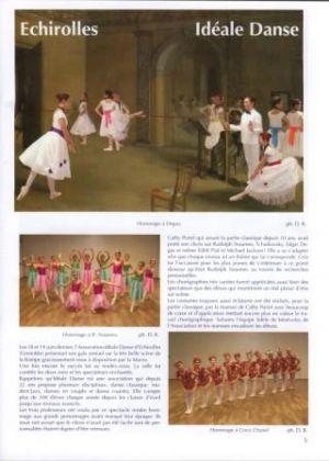 Article revue Danse